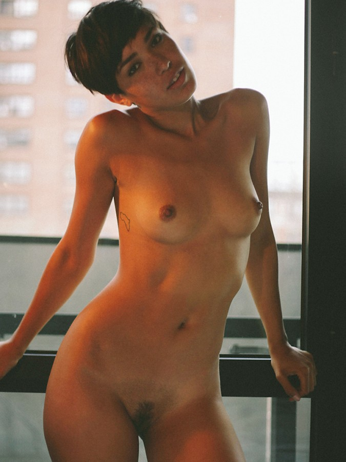Black nude celebrity gallery the